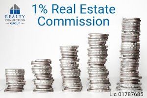 1% real estate commission