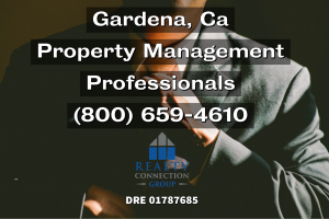 gardena property management professionals