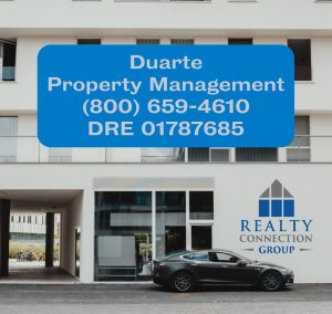 property management in duarte ca