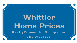 whittier home prices