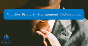 whittier property management professionals
