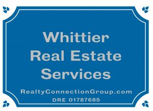 whittier real estate services