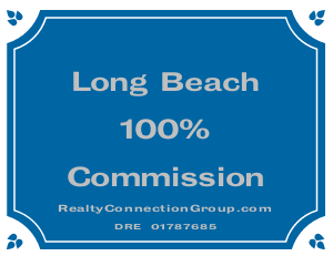 long beach 100% commission