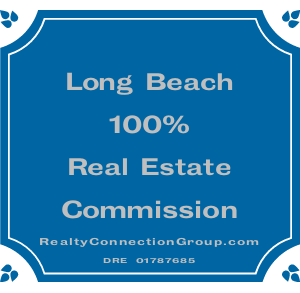 long beach 100% real estate commission
