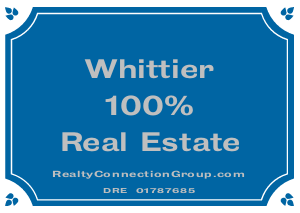 whittier 100% real estate