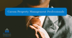 carson property management professionals
