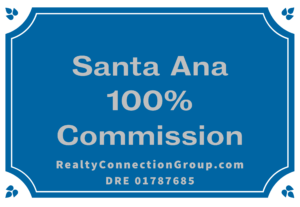 santa ana 100% commission