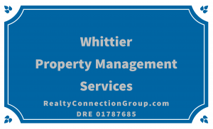 whittier property management services