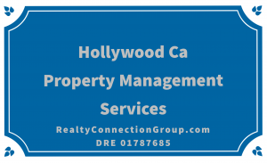 hollywood ca property management services