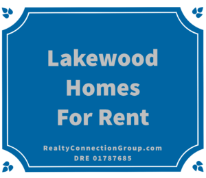 lakewood ca homes for rent